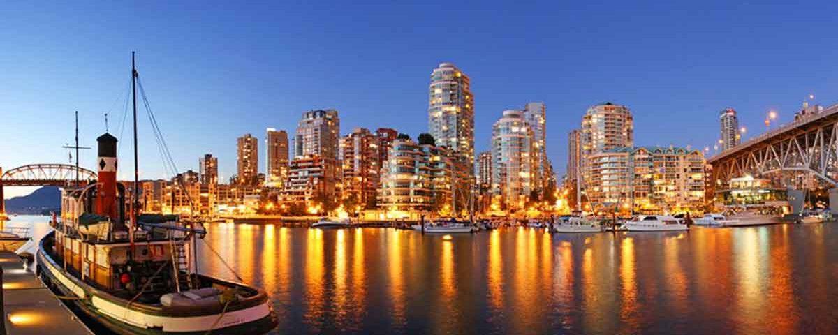Orasul Vancouver Canada