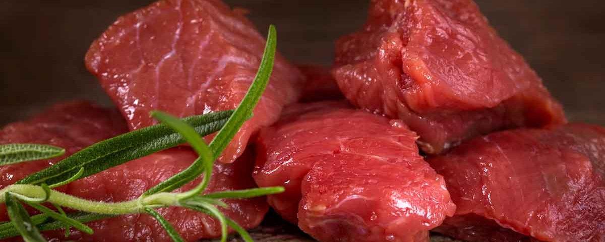 Carne de vita falsificata